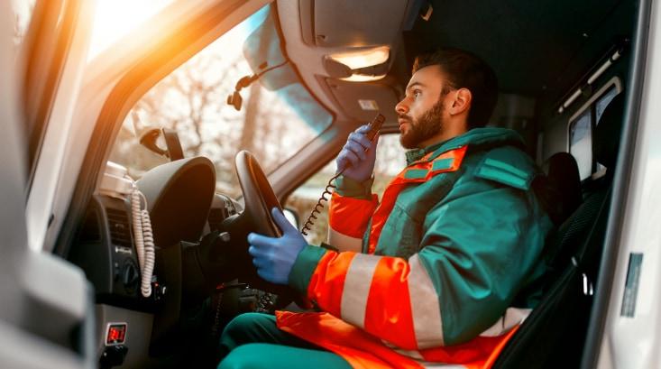 Rijvaardigheidstrainer Brandweer / Ambulance / GHOR
